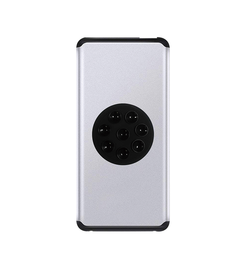 Wireless power bank with suction cups - PB36